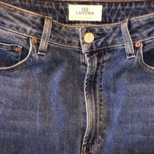 Aritzia Jeans - ARITZIA THE CASTINGS DENIM JEANS